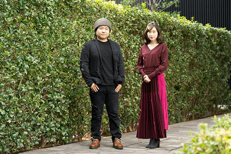 下村さんと小橋さん
