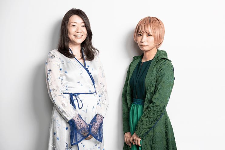 村田さんとモモコさん