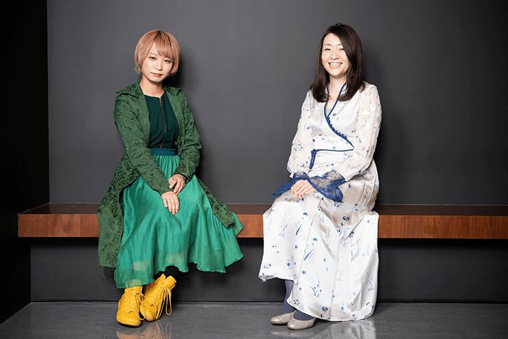 モモコグミカンパニーさんと村田沙耶香さん